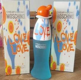 Perfume I Love Love Moschino