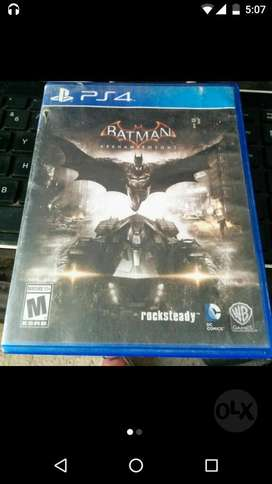 Vendo Batman para Ps4