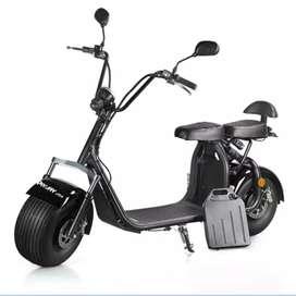Moto Scotter Eléctrico