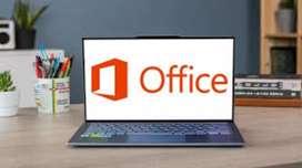 Instalación de office ( word, excel, Power point. Etc