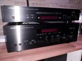 Yamaha cd-n301cd player network Spotify ALTA FIDELIDAD