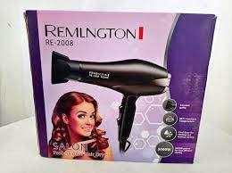 Secador De Pelo Remington 2008 3000w Alisador De Cabello