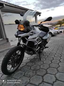 BMW F700 GS 2014