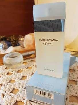 Perfume importado Dolce Gavanna Light Blue