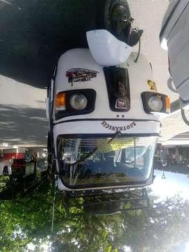 Motocarro placa blanca