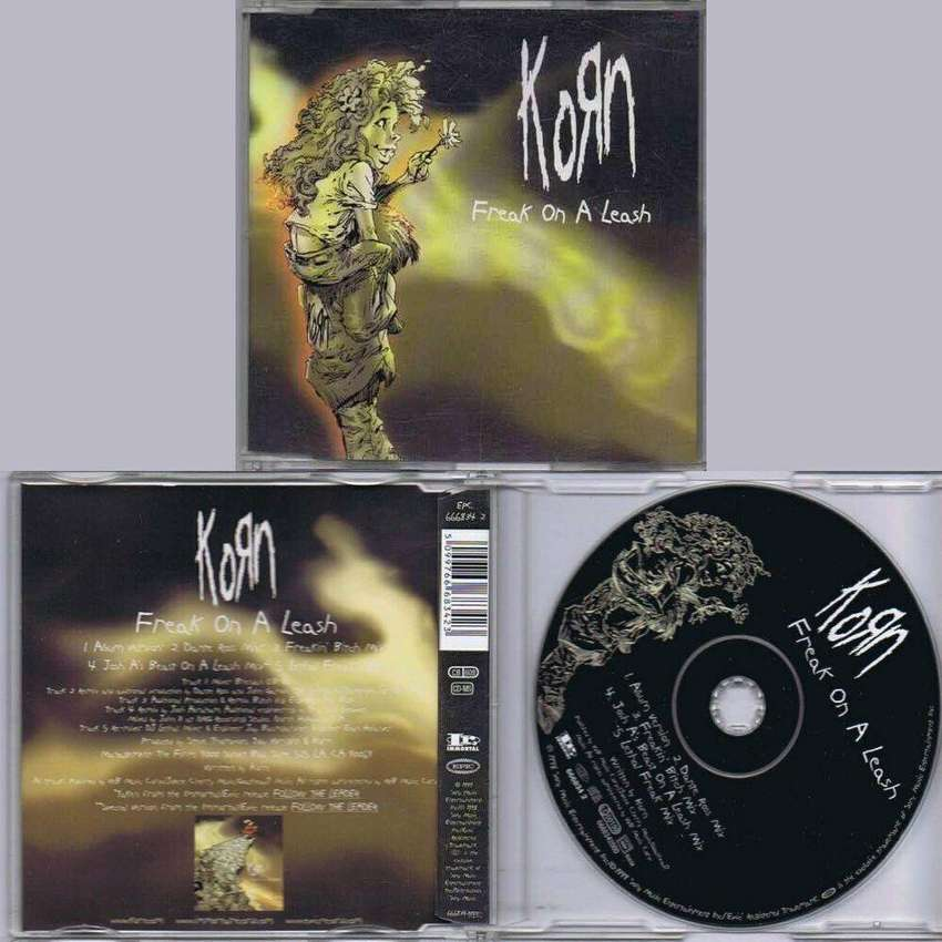 Korn Follow The Leader Freak On A Leash Ep 0