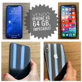 Iphone Xs 64 gb excelente estado