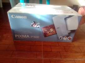 Vendo impresora Canon PIXMA ip1600
