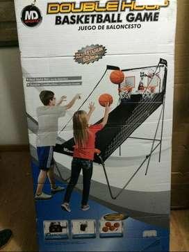 Cancha de Basket Portatil Nueva American