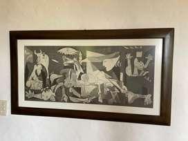 Litografia Pablo Picasso 1881