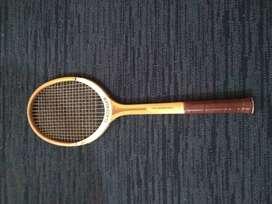 Raqueta de madera Slazenger
