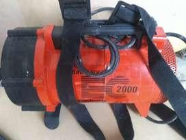 Maquina de pintar adiabatic ec2000
