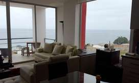 Espectacular Penthouse en Manta frente al mar.