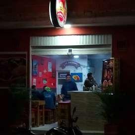Venta de Local de comida rápida