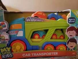 Carro transportador