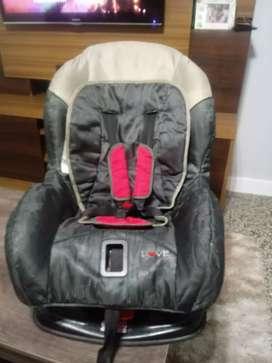 Sillita de auto bebe