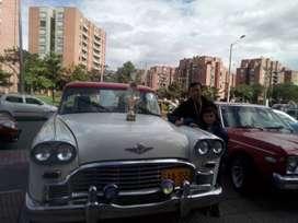Alquiler auto antiguo para eventos