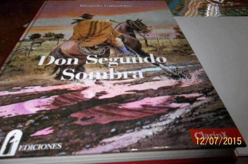 Don Segundo Sombra autor Ricardo Giraldes Ediciones Zurbaran Tapa dura 0