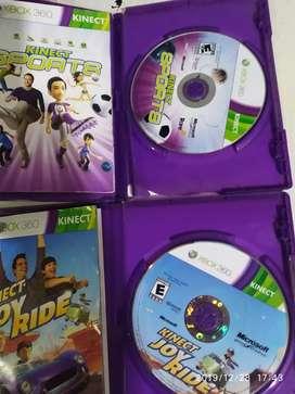 5 juegos de Xbox 360 por 100