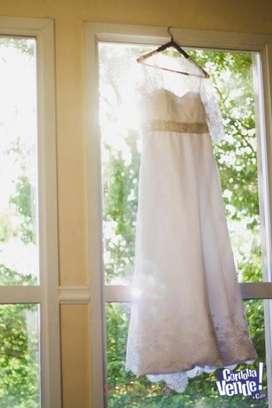 Vestido de novia, excelente estado!!!