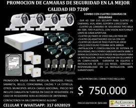 CAMARAS DE SEGURIDAD HD