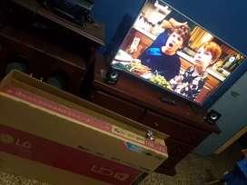 TV LG FULL HD 43