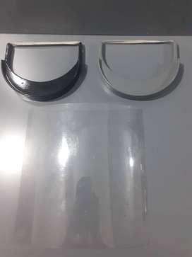 Mascaras protectoras faciales