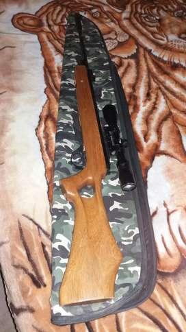 Vendo O Permuto  Rifle Hatsan 125 Turco