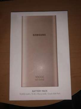 Bateria portatil Samsung (Power Bank)