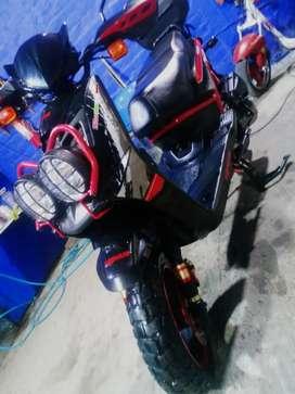 Por motivo de viaje vendo mi moto