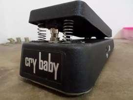 Pedal análogo Dunlop cry baby wah