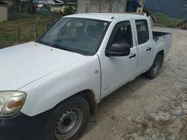 Vendo camioneta mazdaBT 50
