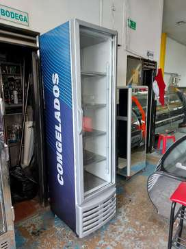 Vertical congelador