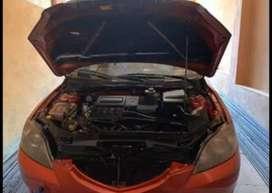 Mazda 3 año 2007 buenas condiciones