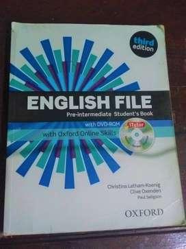 English File Pre-intermediate (3rd.edition) - Student's Book
