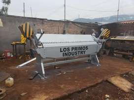 DOBLADORA DE TOOL 2.45mtrs EXCLUSIVA PARA INOX