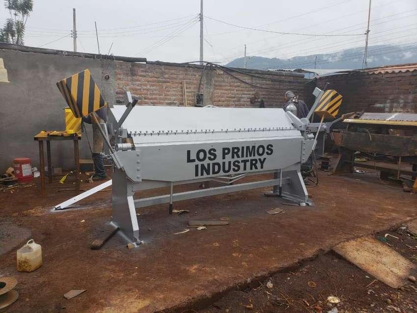 DOBLADORA DE TOOL 2.45mtrs EXCLUSIVA PARA INOX 0