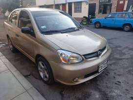 Vendo mi Auto Toyota Yaris 2004 por motivo de viaje. Solo verdaderos interesados