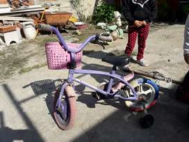 Vendo bici de nena rodado 12