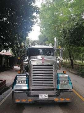 Vendo tracto camión kenworth W900