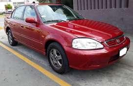 Honda Civic LX 99