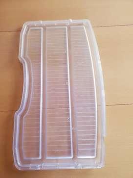 Estante heladera plástico curvo 57 x 33 detalle patrick? 2