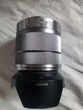 LENTE DIGITAL Sony 18.55 montura. E