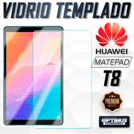 Vidrio Templado Cristal Screen Protector para Tablet Huawei Matepad T8