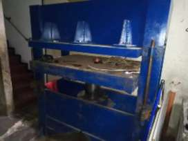 Vendo prensa hidráulica y sisalla en buenas condiciones
