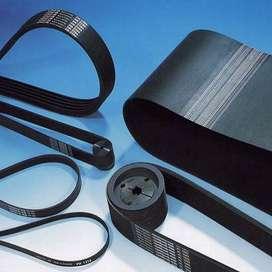 Correas industriales o bandas para elípticas