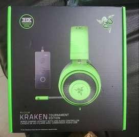 Audifonos Kraken TE Green Rz04