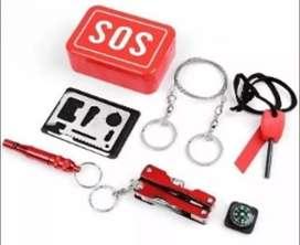 Kit de supervivencia SOS