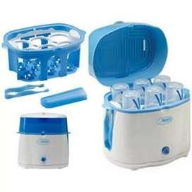 Vendo esterilizador eléctrico Dr. Bowns para el cuidado de tu bebé