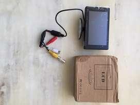 CCTV  portable display
